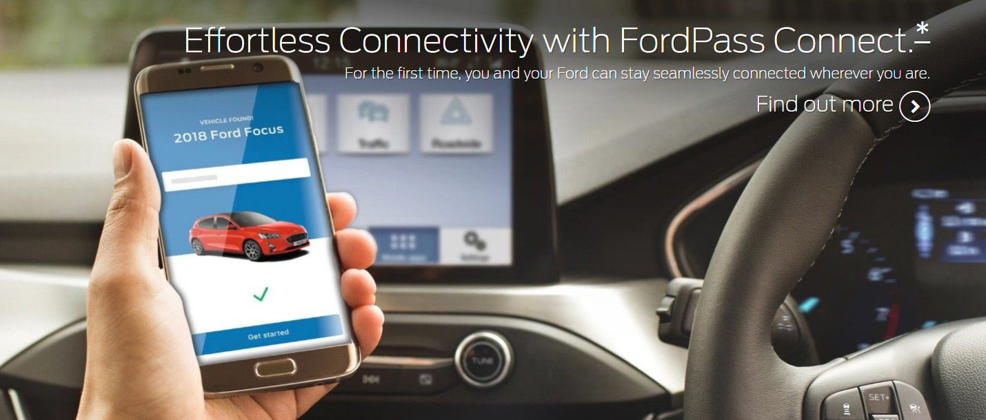 FordPass Connect | Fairway Motors